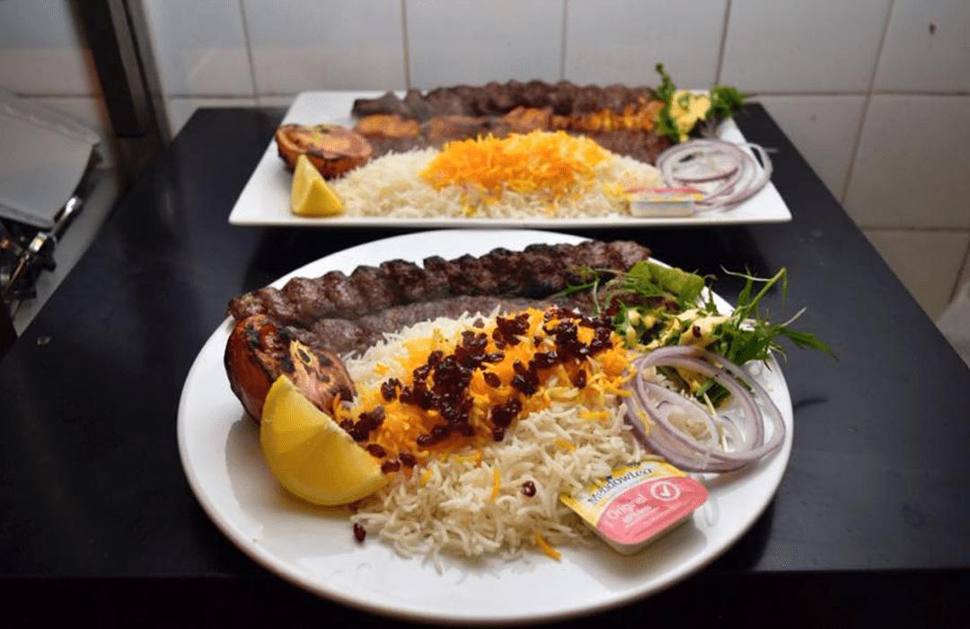Shisha Nights Persian Kebab