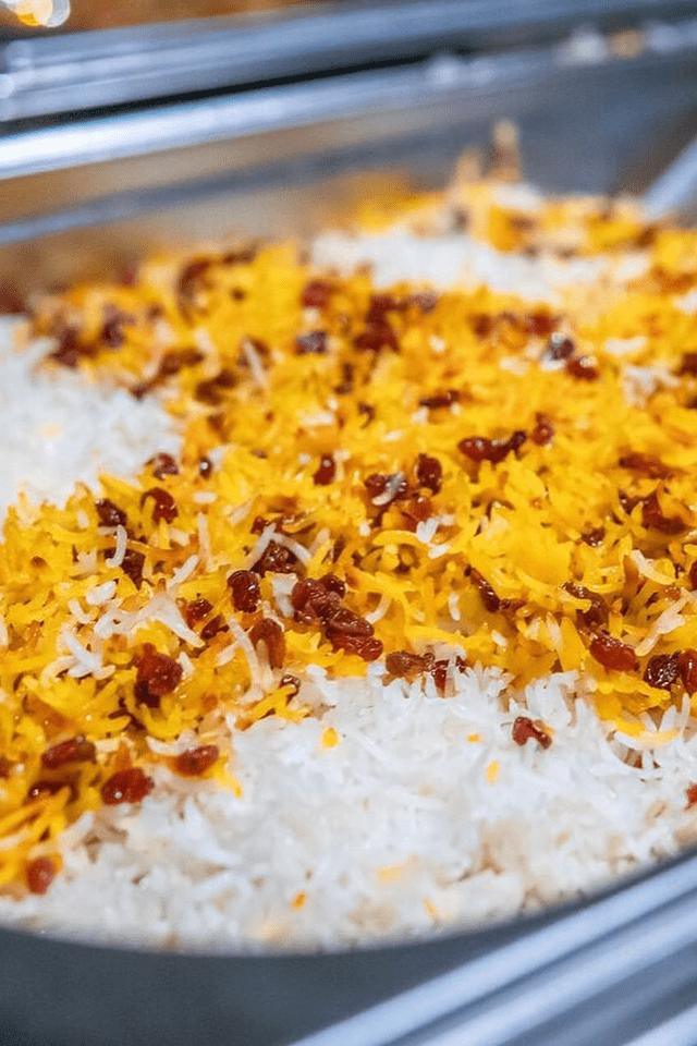 Shisha Nights Main Food