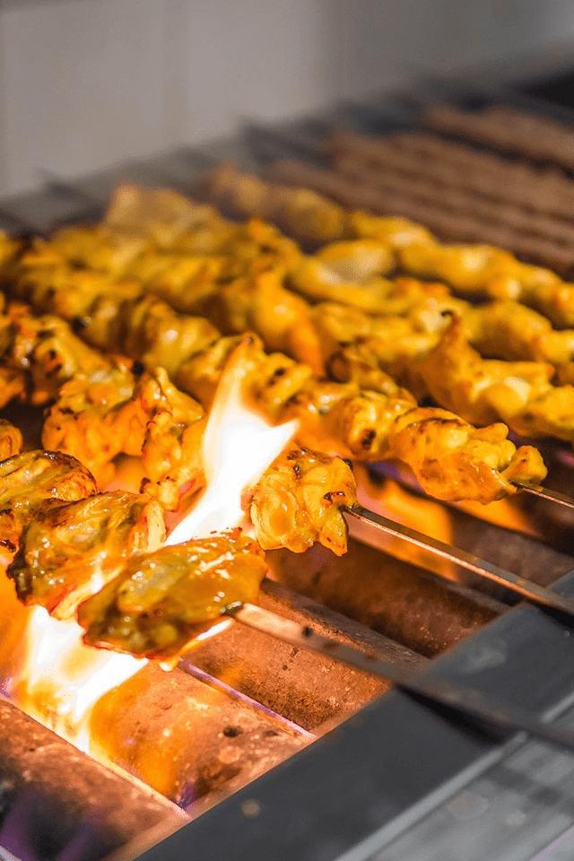 Shisha Nights Jooje Kebab