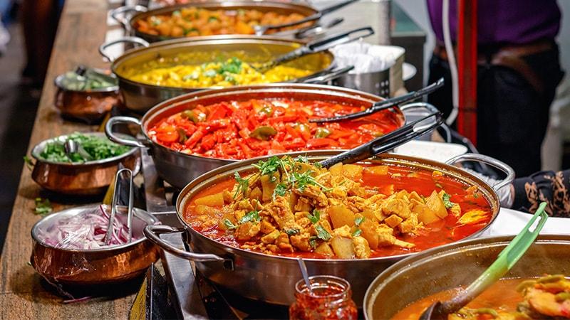 Halal food in Perth